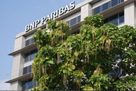 BNP Paribas Securities Services Spain
