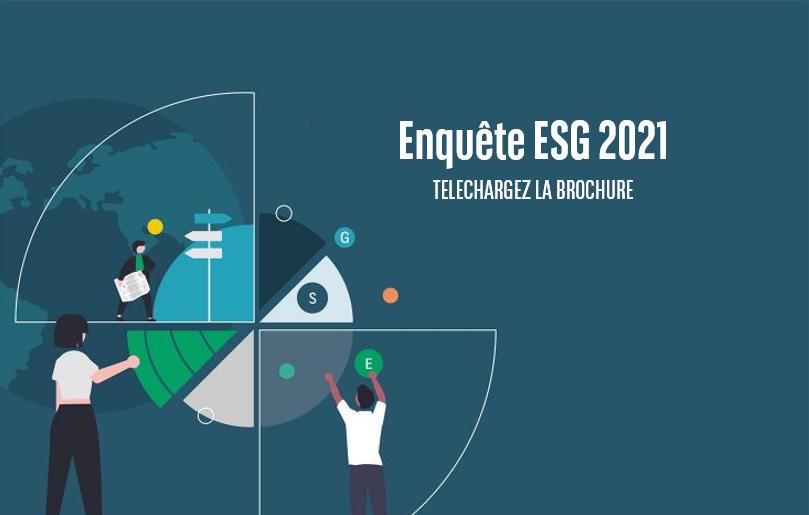 Enquête ESG 2021